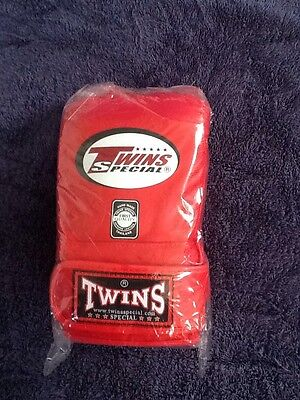 Twins Special Bag Gloves, Red, XL.