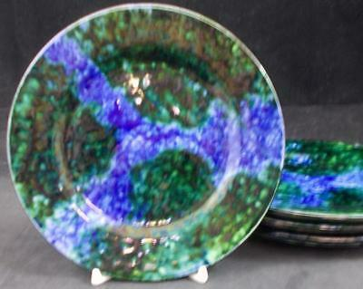 Stangl MEDITERRANEAN 4 Bread & Butter Plates Vintage GREAT CONDITION mfg 2nds