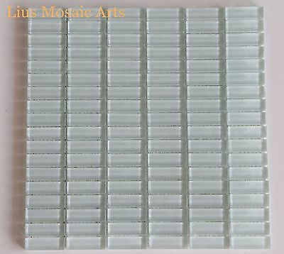 """""""Mint"""" Glass mosaic tile for interior walls + floors"""