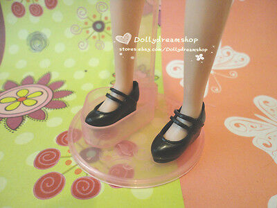 Doll Shoes ~ Takara Licca Black Mary Jane shoes 1PAIR NEW