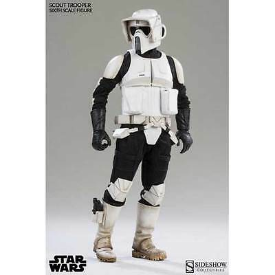 "Star Wars - Scout Trooper 12"" 1:6 Scale Action Figure NEW Sideshow Collectibles"