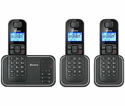 Binatone Armour Cordless Telephone with Answer M/c. - Triple -From Argos on ebay