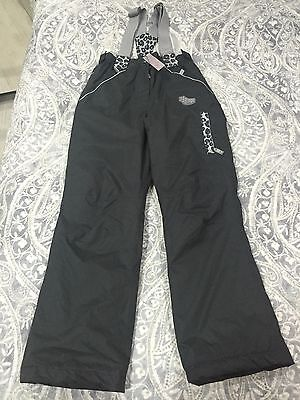 Girls Ski Trousers By Glacier Point Age 10-11 Brand New With Tags
