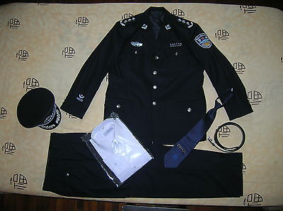Obsolete 99's series China Police Commissioner, Class I,Uniform,Set,A