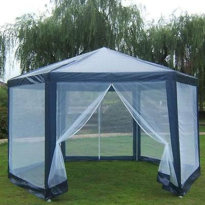 Gazebo Marquee w/ Mosquito Mesh Camping Tent Garden Beach Kids Play Party Canopy
