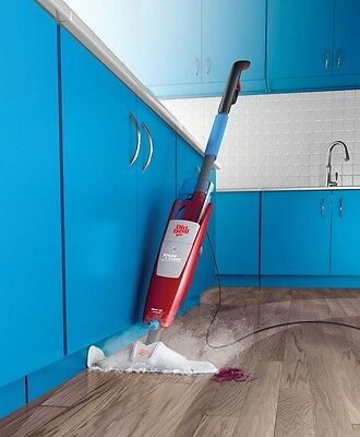 NEW Steam Cleaner Steaming Mop Clean Bathroom Home Laundry Hard Floor Dirt Grime