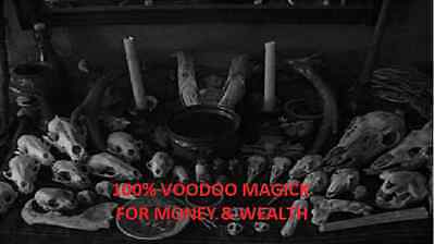 100%  Powerful Voodoo Ritual black magick talisman only 2 left at this time
