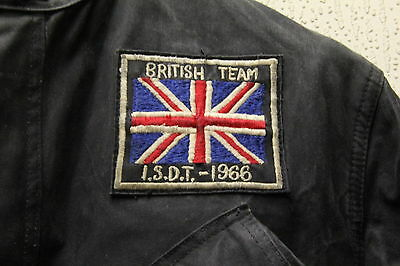 Wax Jacket Restoration -  Barbour International Jacket - All Sizes