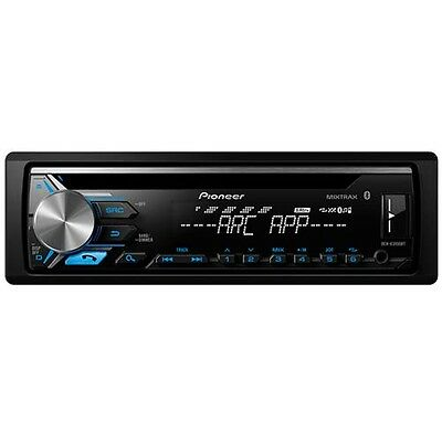 Pioneer DEH-X3950BT CD USB Bluetooth Car Stereo with GEN PIONEER WARR