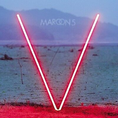 Maroon 5 - V [New CD] Clean , Deluxe Edition