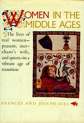 NEW RARE Medieval Womens Life 12-13thC English Flemish Ancient Illuminations Art