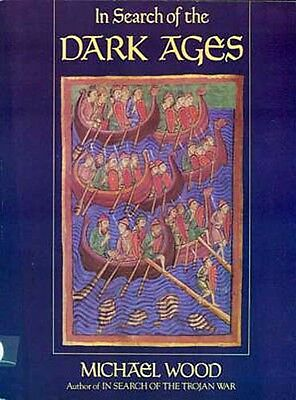 """""""In Search Of The Dark Ages"""" Early Medieval Britain Viking Saxon Boadicea Arthur • CAD $32.75"""