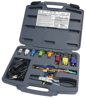 Lisle 69300 Master Relay Tester Jump Set Test and Jumper Automotive Relays
