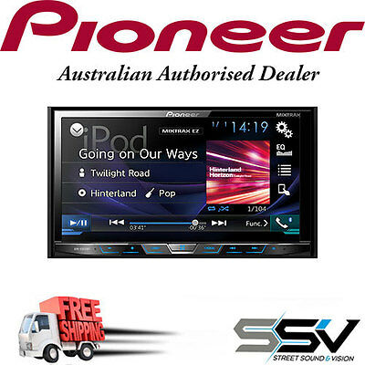 Pioneer AVH-X5850BT DVD Multimedia player FREE SHIPPING - AVHX5850BT Pioneer