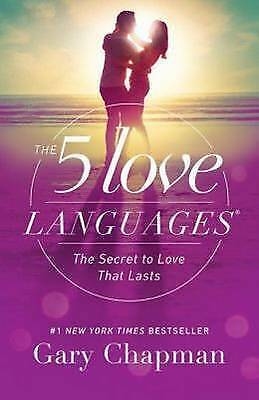 The Five Love Languages The Secret to Love By Gary Chapman - Brand New