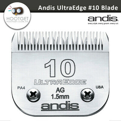 Andis UltraEdge Dog Clipper Blade Size #10 - Wahl KM2 KMSS Grooming