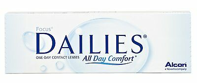 Focus® DAILIES® All Day Comfort, Tageslinsen 30er Box von Alcon