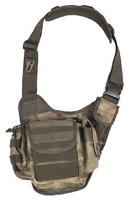 MULTIFUNCTION ADVANCED Outdoor camo SLING BAG Umhänge Tasche MIL-TACS FG