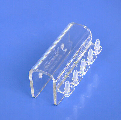 Soft Tube Fixture Holder For Dosing Pump 4 Tubes Version