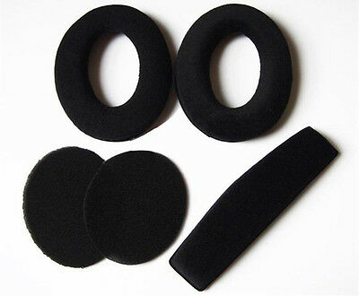 Ear Pads Foam Cushion Earpads For Sennheiser PC350 360 HD515 518 595 555 Headset