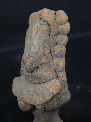 Ancient Teracotta Mother Goddess Torso Indus Valley 2000 BC   #TR15426