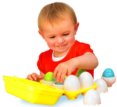 New Smart Eggs Baby Toy Stages Learn Laugh Toddler Kids Boys Girls Educational