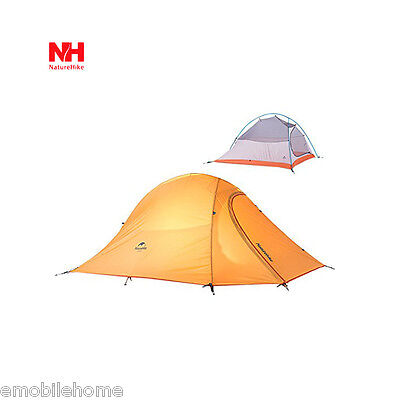 NatureHike Outdoor Camping Tent Travel Hunting Hiking Double Layer Waterproof