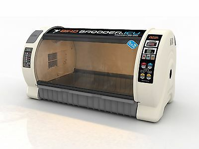 Rcom Bird Brooder ICU Large - Ideal for Parrots and Birds of Prey