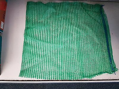 10 x FILTER BIO MEDIA POLY NET BAGS WITH DRAWSTRINGS FOR FISH AND KOI PONDS