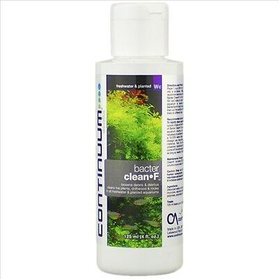CONTINUUM BACTER CLEAN F (Tank Cleaner For Freshwater & Planted Tanks)