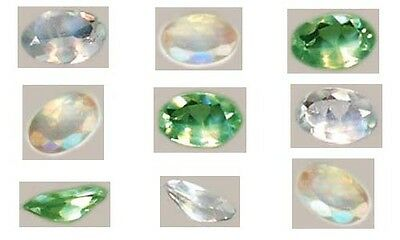 19thC Antique Handcrafted Genuine Natural Russian Color-Change Alexandrite Clean • CAD $252.96