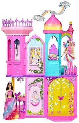 Barbie DPY39 Princess Castle Playset