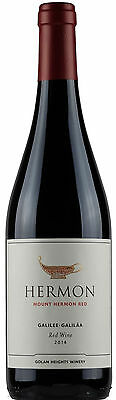 Golan Heights Winery Yarden Mt. Hermon Red 2014