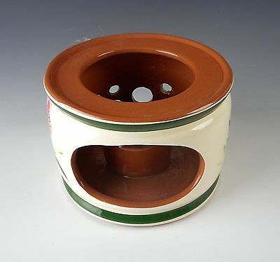 Stangl Pottery THISTLE China Warmer Stand EXCELLENT