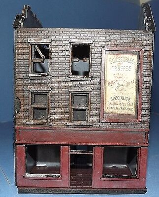 20mm Scale Wargaming Terrain Villers Bocage Shop Ruin 3