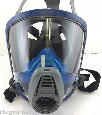 MSA Advantage 3100 (40mm NATO) Gas Mask/Respirator w/NBC Filter *NEW*Exp 12/2022