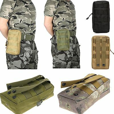 Tactical Pouch Water-resistant Molle Tactical Utility Gadget Gear Hanging Waist