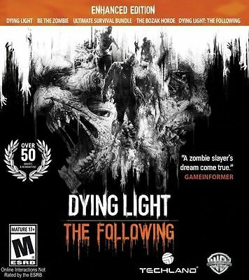 Dying Light: The Following - Enhanced Edition- Global Activation  [UK/Global]