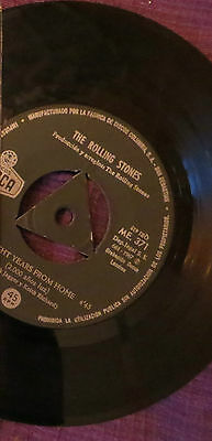 Rolling Stones:2000 Light Years From Home / She's A Rainbow (Spanish Single)
