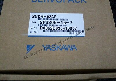 One New Yaskawa Drives SGDH-02AE  SGDH02AE