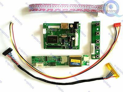 HDMI Input Only LCD Lvds Controller Driver Board Monitor Kit for LP141X10-A1P4