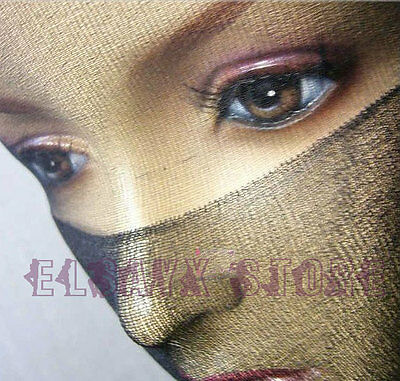 Hot Male Female Sheer Unisex Mask Pantyhose Transparent Funny Hoods Cover Nylon
