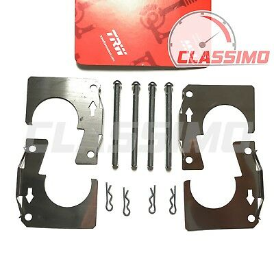 from 1970 to 1982 Brake Pad Fitting Kit for FORD CORTINA MK 3 4 5 TRW
