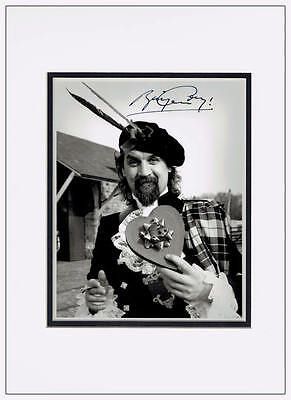 Billy Connolly Signed Photo  AFTAL  UACC RD