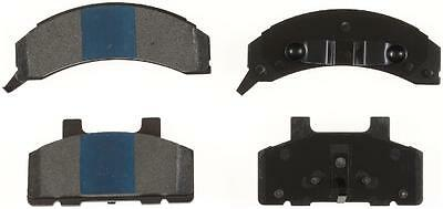 Disc Brake Pad-Bendix TitaniuMetallic II Disc Brake Pad Front Bendix MKD289