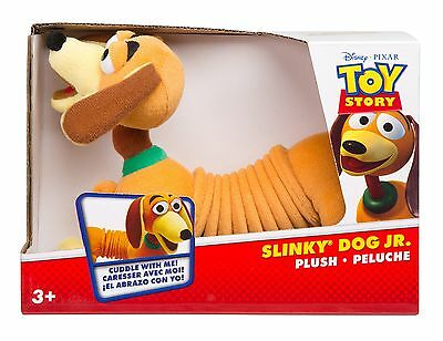 Disney Pixar Toy Story Slinky Dog Jr Plush