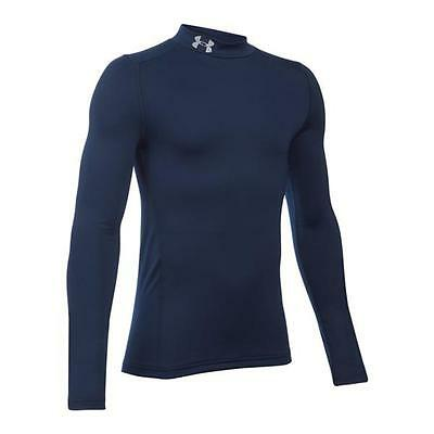Under Armour Coldgear Mock langarm Kids F410