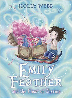 Emily Feather and the Chest of Charms, New, Webb, Holly Book