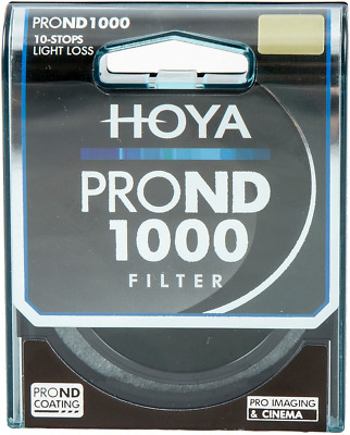 Hoya Pro ND1000 Neutral Density 10-Stop Filter: 62mm