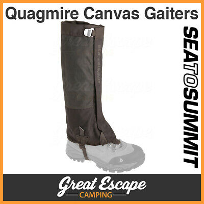 Sea To Summit Quagmire Canvas Gaiters - Small
